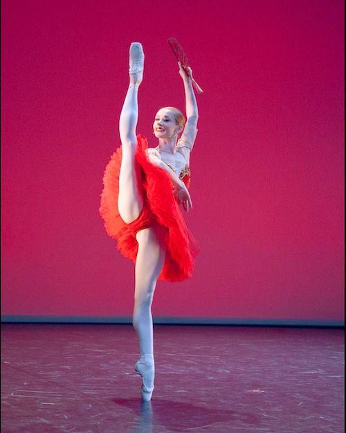 Iana Salenko ballerina