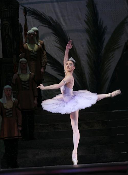Natalia Petrovna Osipova ballerina