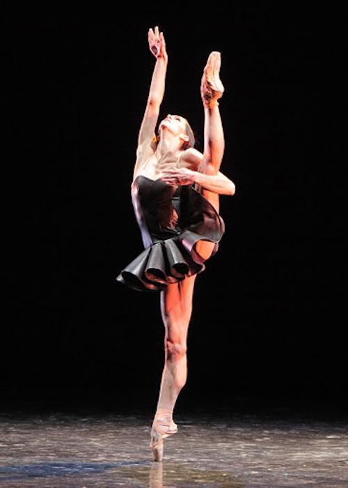 Polina Semionova ballerina