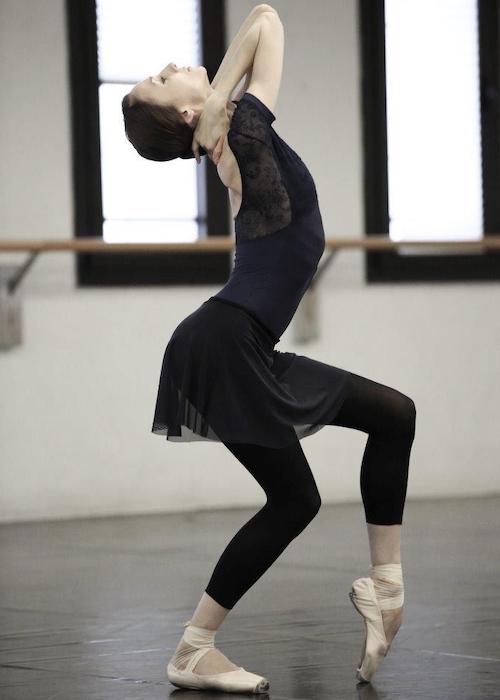 Svetlana Jur'evna Zacharova ballerina