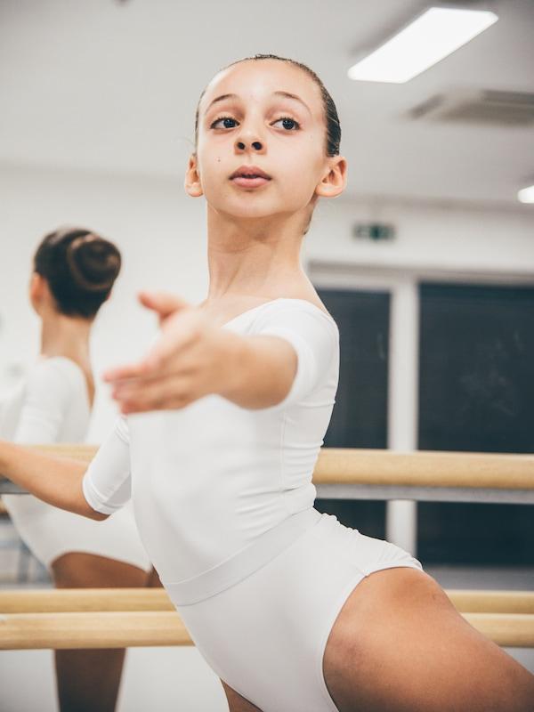 body danza classica modelli