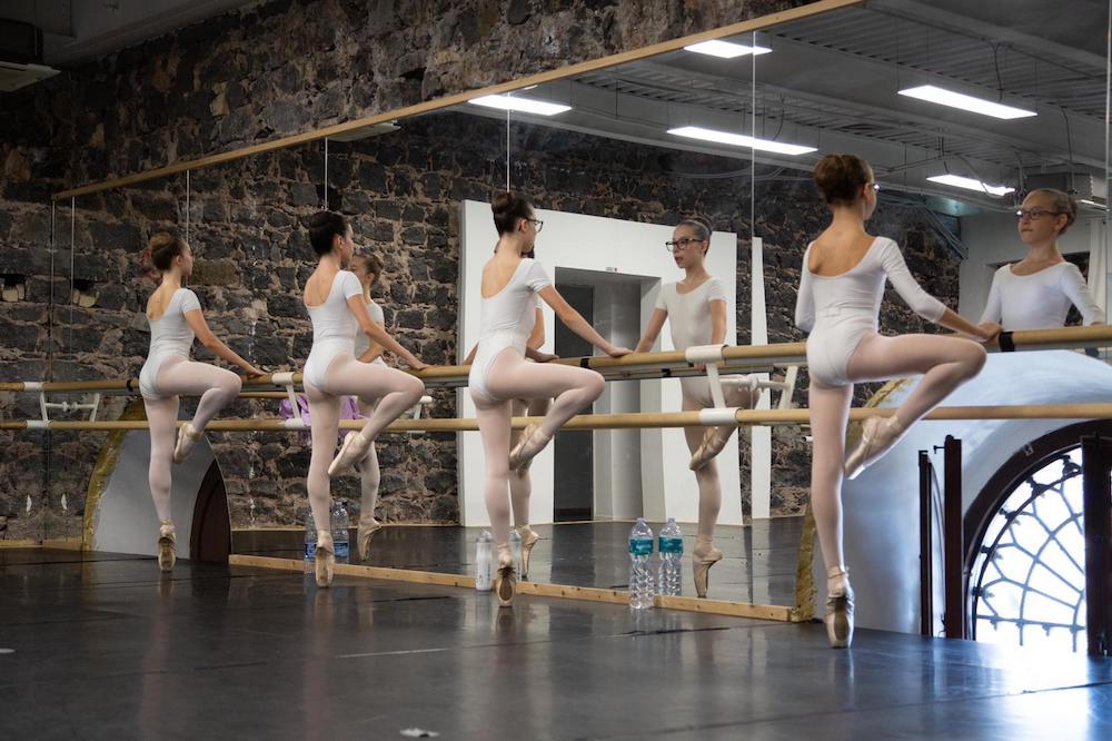 caratteristiche punte danza classica