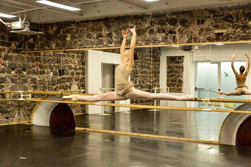 open class danza classica catania